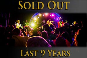 Paranormal Palace Sold out